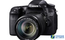 搭载18-135mm镜头 佳能70D套机7359元