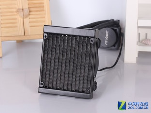 ANTEC H600 Pro 冷排图