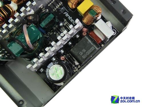 安钛克550w电源评测