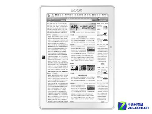 多种方式联网 Onyx BOOX M90报价2150元