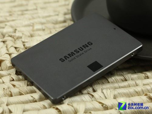 三星 SSD 840 EVO(250GB) 外观图
