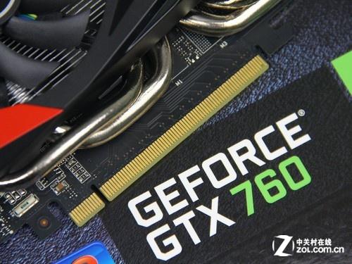 最新超低价享受 华硕GTX760报价1899元