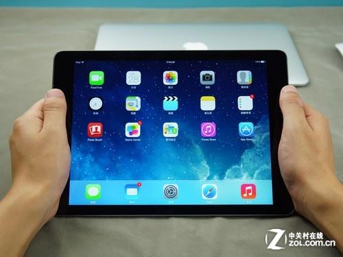 高人气平板 苹果iPad Air促销2880元