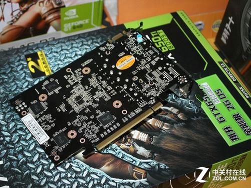 boost金刚狼2g d5配备3 1相核心/显存分离式供电设计,供电电路全部