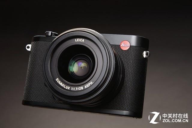 全画幅数码相机 徕卡上市Q2售价39800元