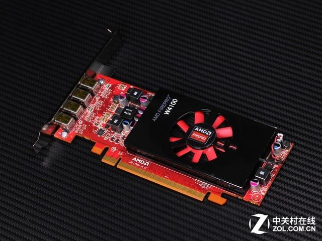 炒股多屏卡 AMD Firepro w4100售999元