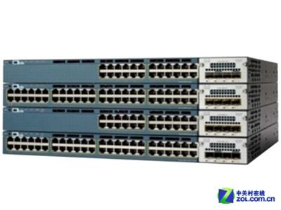 端口丰富 WS-C3560X-24TS-S售价12200元