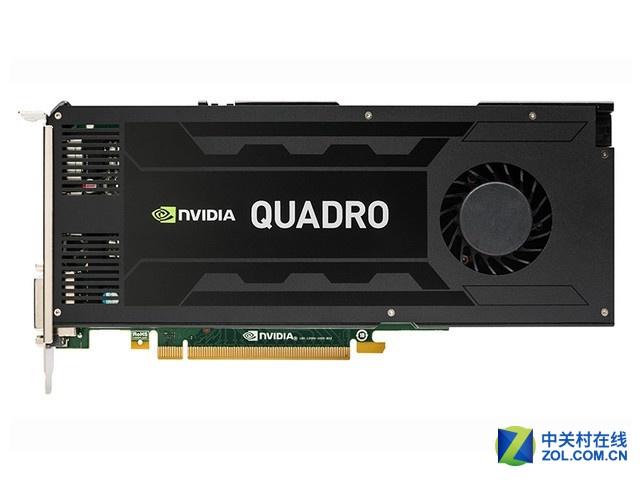 性能强大 丽台Quadro K4200售价6050元