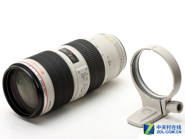 佳能 EF 70-200mm f/2.8L IS II USM 8800元