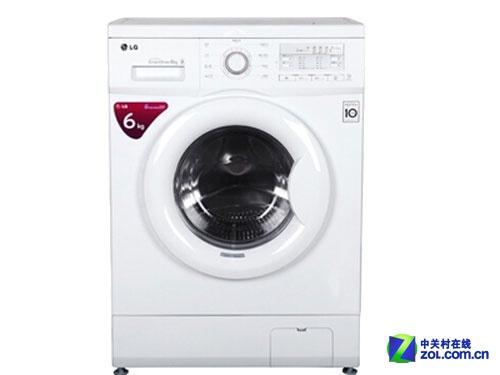 lg6kg滚筒洗衣机国美在线促销