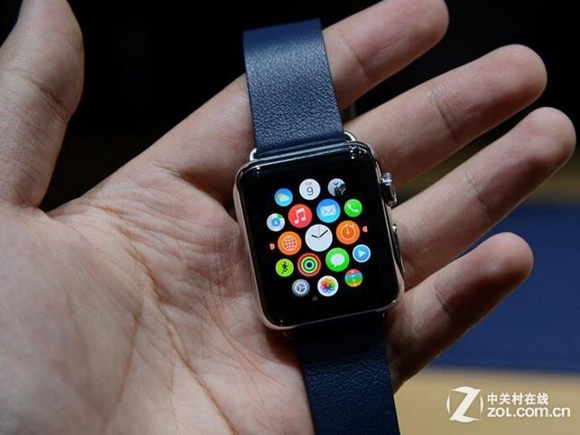 意想不到 苹果手表销售15个月仍火爆