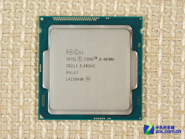 上代超频好U 酷睿i5-4690K京东售1519元