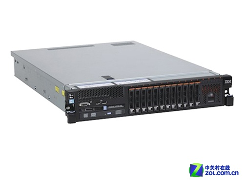 管理灵活 联想 System x3750 M4服务器