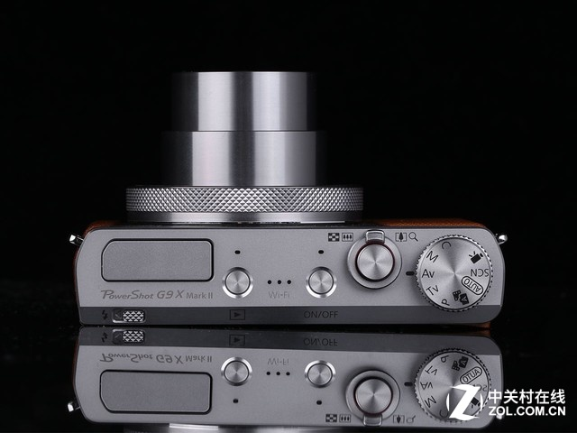 风景、人像轻松拍 佳能G9X II的专业属性