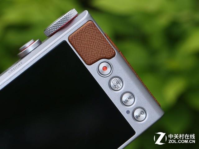 2000万像素便携机 佳能G9X II轻便小巧
