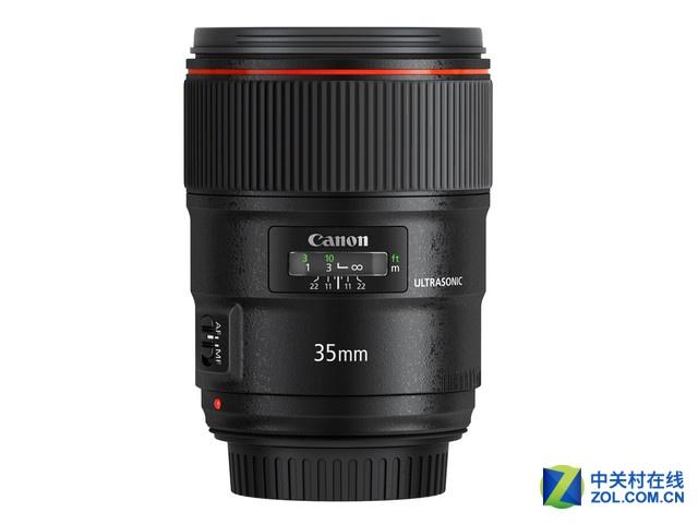 大光圈广角 佳能EF 35mm F1.4L II降价