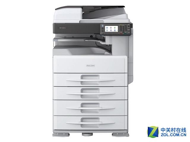 无缝结合复印 理光2501SP复印机售11000