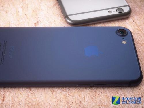 泄露部件竟是它 iPhone 7或许会有黑色