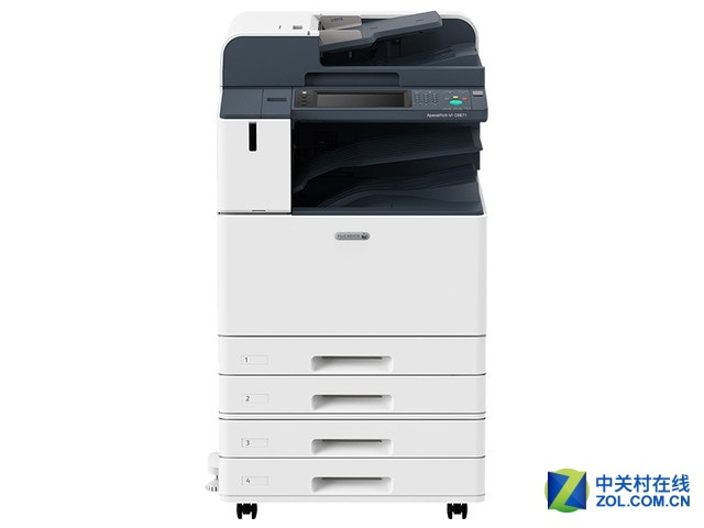 富士施乐3370彩色复印机广州售43000元