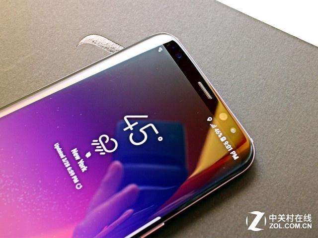 全视屏极大极美 三星Galaxy S8天猫特惠