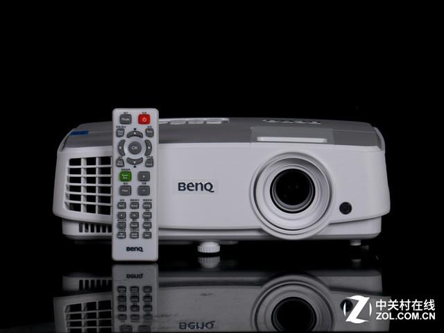无线投影  明基智能商务机E500售价3999