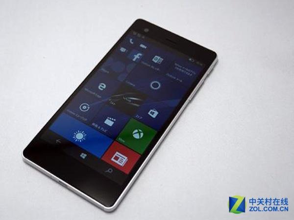 约合3456元 VAIO Phone Biz日本开售