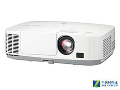 高端时尚 NEC PE501XC投影机售19999元