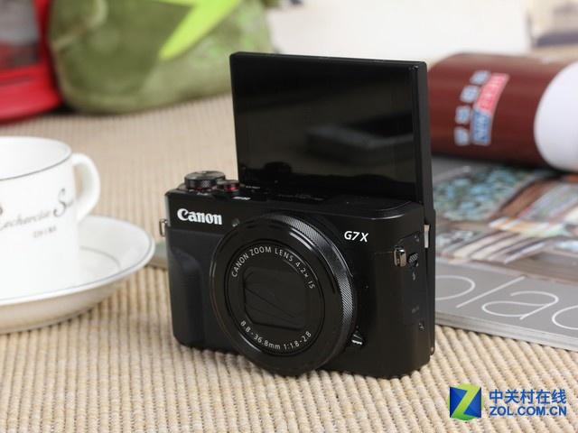 理想单反备用机 佳能相机G7X Mark II