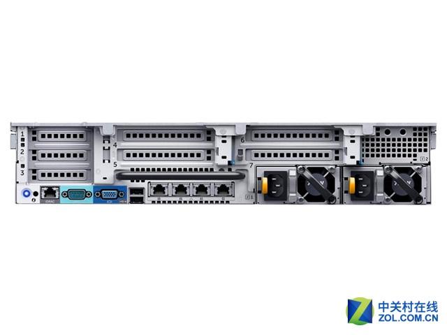 戴尔2U机架式服务器R730售价13000元