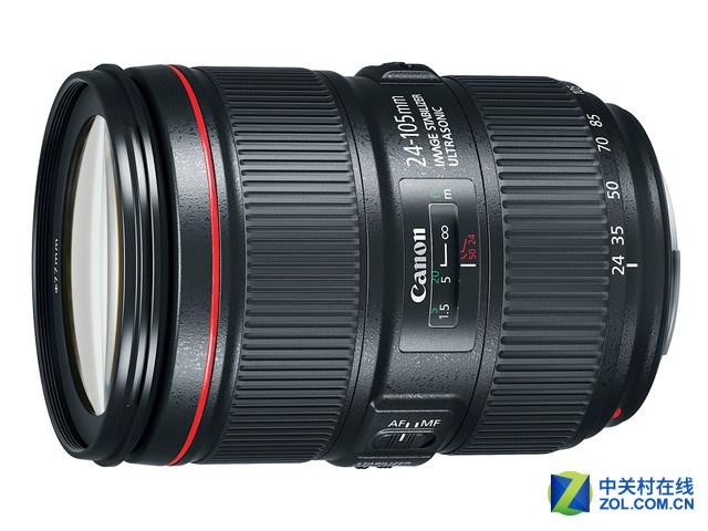 红圈套机头 镜头EF 24-105mm f/4L热销