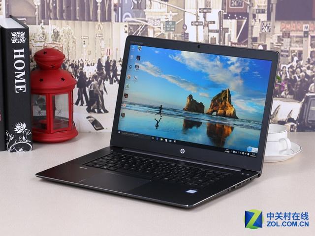 本可靠颜值!HP ZBook Studio评测展实力