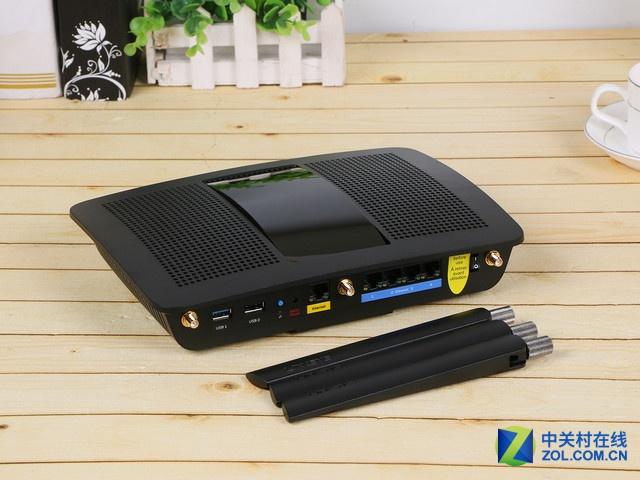 WiFi提速必备 Linksys EA7500v2路由评测